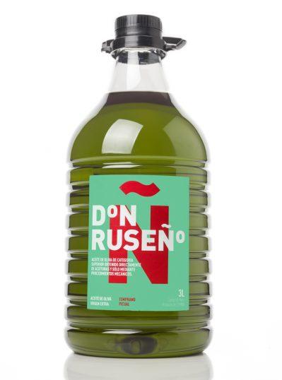 Aceite de Oliva Don Ruseño Temprano 3L