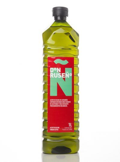 Aceite de Oliva Don Ruseño garrafa 1L