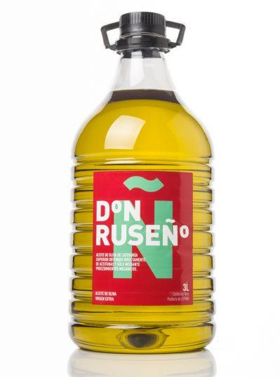 Aceite de Oliva Don Ruseño garrafa 3L